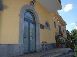 Hotel Scrivano, Randazzo