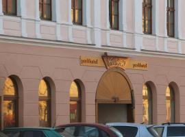Parkhotel Centrum, Spišská Nová Ves