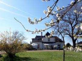 Chambres d'Hotes du Haut Anjou, Thorigné-d'Anjou (рядом с городом Grez-Neuville)