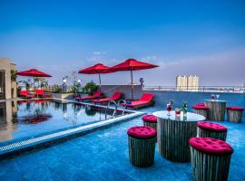 Diamond Palace Resort & Sky Bar, Phnom Pen