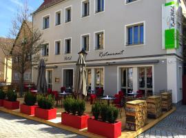Hezelhof's Radl-Hotel, Wassertrüdingen (Dennenlohe yakınında)