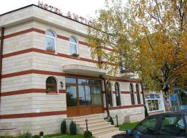Hotel Antique, Zlatitsa (Chavdar yakınında)