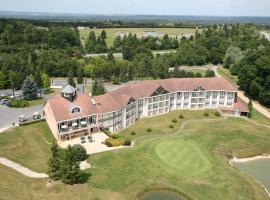 Golf Hotel de Mont Griffon, Люзарш