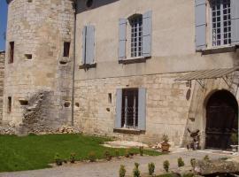 Chateau de la Bastide, Goudargues