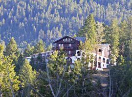 Radium Chalet, Radium Hot Springs