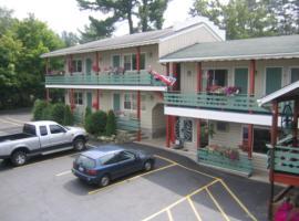城市&鄉村汽車旅館, 普萊西德湖