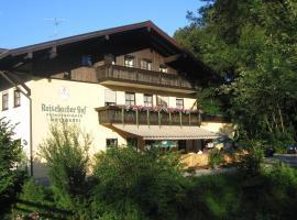 Reischacher Hof, Reischach (Perach yakınında)