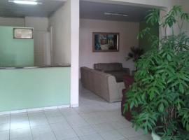 Hotel Guarany, Lorena