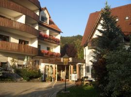 Landidyll Hotel Zum Alten Schloss, Kirchensittenbach (Engelthal yakınında)