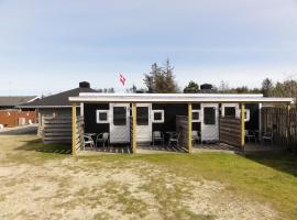 Tornby Strand Camping Rooms, Hirtshals (Tornby yakınında)