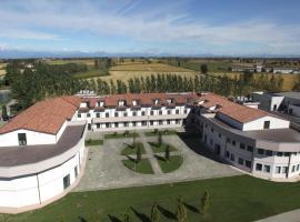 Hotel Novarello Resort & Spa, Granozzo con Monticello (Tornaco yakınında)