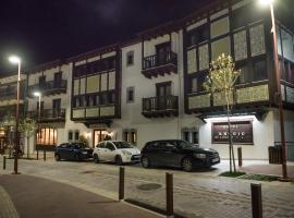 Anesis Hotel, Karpenision