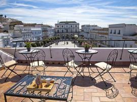 德拉阿拉米達公寓, 麥地那西多尼亞