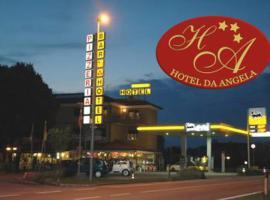 Hotel Da Angela, Sedegliano (Flaibano yakınında)