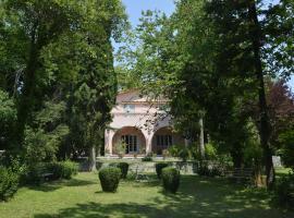 The Villa Averoff, Kírinthos (рядом с городом Pili)