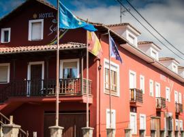 Hotel El Sueve, Colunga (La Riera yakınında)