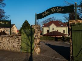 Hotel Villa Weiße, Kamenz