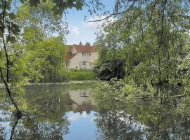 Lock Cottage, Nayland (рядом с городом Stoke by Nayland)