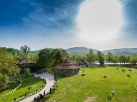 B&B Etno Village Sunčana Reka, Banja Koviljača (Zvornik yakınında)