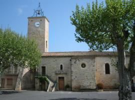Villa Fontilha, Usclas-l'Hérault (рядом с городом Cazouls-d Herault)