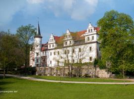 Schlosshotel Schkopau, Merseburg (Burg yakınında)