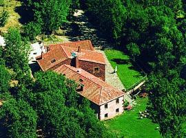 Molino De La Ferrería, Villacorta