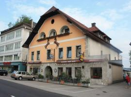 Gasthof Post, Frankenmarkt (Frankenburg yakınında)