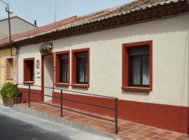 Casa Rural Las Barricas, Coca (Santiuste de San Juan Bautista yakınında)