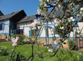 La Roseraie du Prieure, Rosay-sur-Lieure