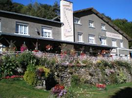 La Cremaillere, Miremont (рядом с городом Les Ancizes-Comps)