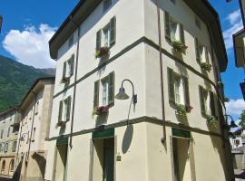 Hotel Centrale, Tirano (Sernio yakınında)