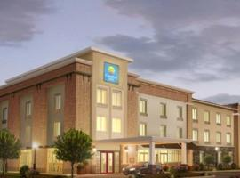 Comfort Inn Suites Caldwell Hotel De 3 Estrellas