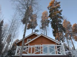 Villa Leppäkerttu, Энонкоски
