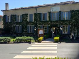 L'Hôtel du Périgord, Aubeterre-sur-Dronne