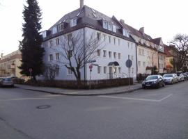 Boardinghouse München-Laim, Münih (Laim yakınında)