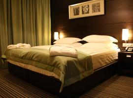 Оливс Сити Хотел