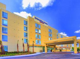 SpringHill Suites Tampa North/Tampa Palms, Tampa