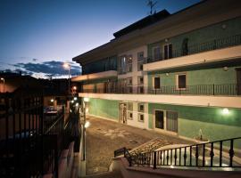 Hotel San Berardo, Pescina