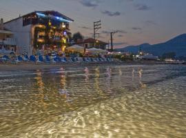 Blue Sea Beach Boutique Hotel, Skala Potamias