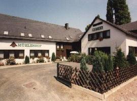 Hotel Mühlenhof, Heidenau