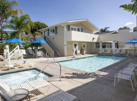 Sandpiper Lodge Santa Barbara