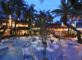 中冠礁溪大飯店