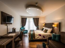 Hotel Rousseau, Geneva