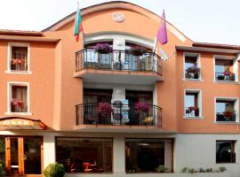Lucky Hotel, Veliko Tŭrnovo