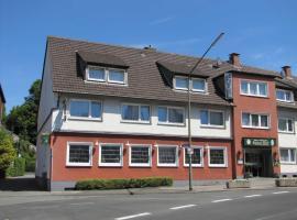 Hotel - Restaurant Reher Hof, Hagen (Halden yakınında)