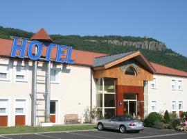 Hôtel La Colombiere Cantal, Massiac
