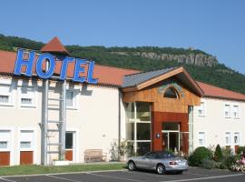 Hôtel La Colombiere Cantal, Massiac (рядом с городом Terret)