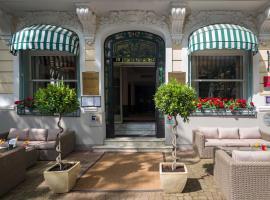 Hotel The Originals Vichy Les Nations (ex Inter-Hotel)