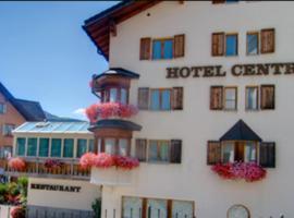 Hotel Central, Obersaxen