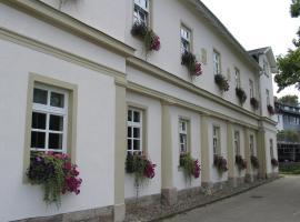 Hotel Garni - Haus Gemmer, Coburg (Lautertal yakınında)